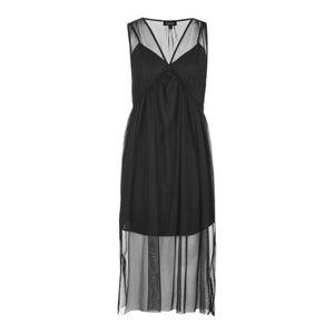 NWT Topshop Tulle Sleeveless Midi Dress